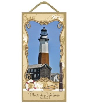 Montauk Point Lighthouse - New York 5x10