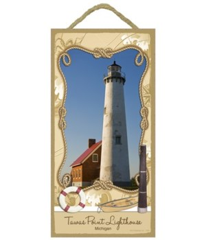 Tawas Point Lighthouse - Michigan 5x10