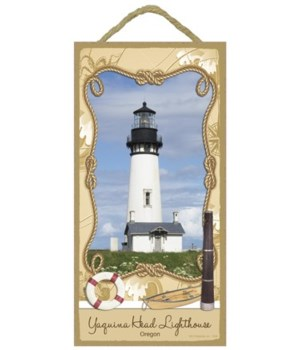 Yaquina Head Lighthouse - Oregon 5x10