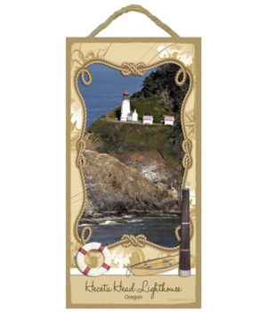 Heceta Head Lighthouse - Oregon 5x10