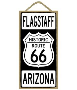 Historic ROUTE 66 Flagstaff, Arizona (bl