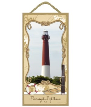 Barnegat Lighthouse - New Jersey 5x10