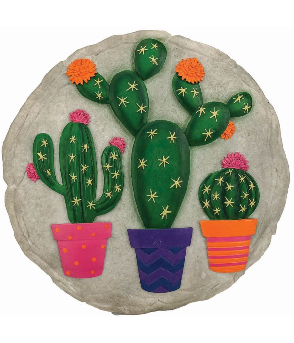 CACTUS STEPPING STONE