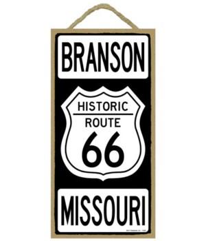 Historic ROUTE 66 Branson, Missouri (bla
