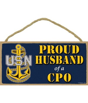 Proud Husband of a CPO (Chief Petty Offi