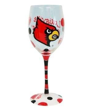 LOUI Drinkware Wine Glass 12oz