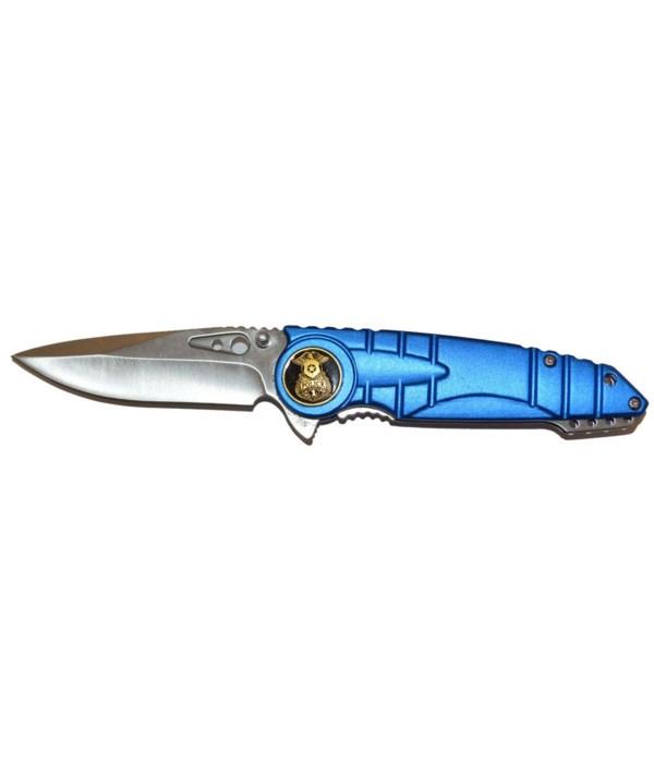 """Police Dept. knife 4.8"""" S/A"""