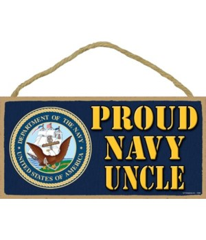 Proud Navy Uncle 5x10