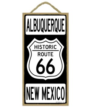 Historic ROUTE 66 Albuquerque, New Mexic