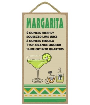 Margarita - Recipe 5x10