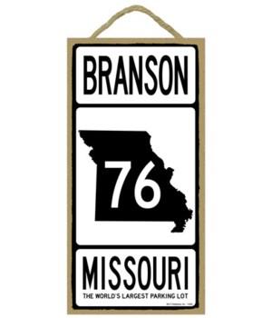 Historic ROUTE 76 Branson, Missouri (bla