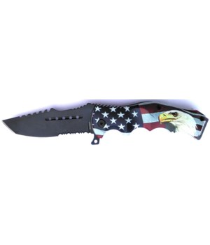 "Flag/Eagle S/A knife 4.5"""