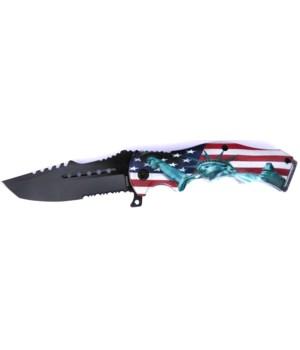 """K-32 Flag/Liberty S/A knife 4.5"""""""
