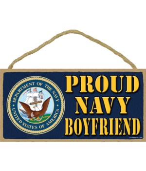 Proud Navy Boyfriend 5x10