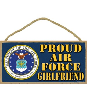 Proud Air Force Girlfriend 5x10