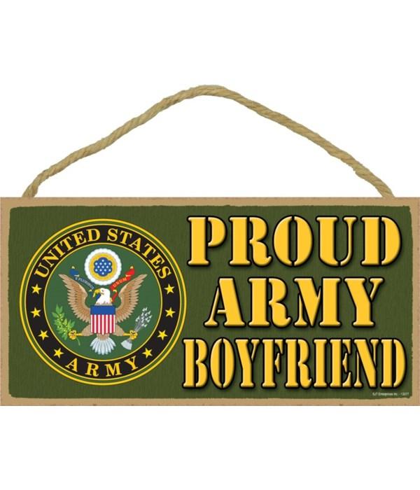 Proud Army Boyfriend 5x10