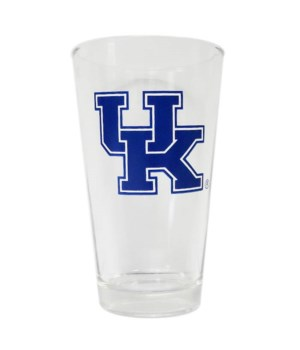 U-KY Drinkware Pint Glass 16oz
