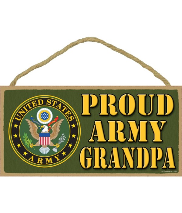 Proud Army Grandpa 5x10