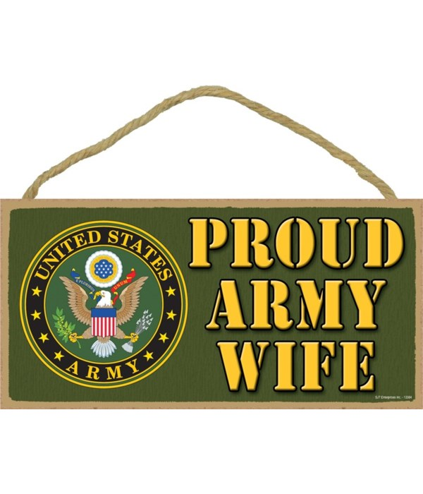 Proud Army Wife 5x10