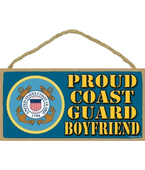 Proud Coast Guard Boyfriend 5x10
