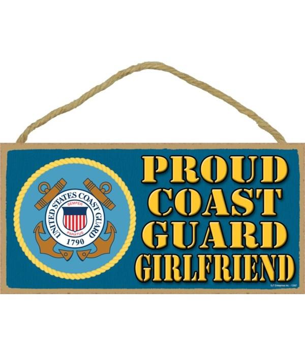 Proud Coast Guard Girlfriend 5x10