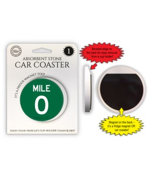 Mile 0 (green background) marker style
