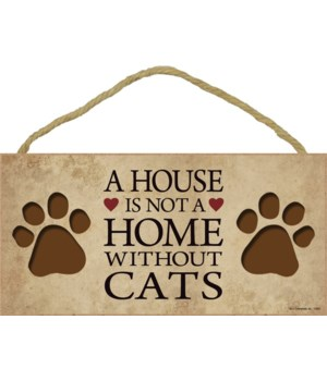 A house is not a home without Cats 5x10