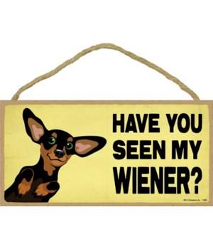 Have you seen my wiener? 5x10