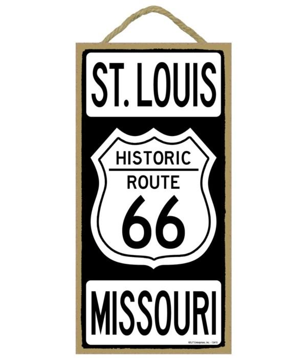 Historic ROUTE 66 St. Louis, Missouri (b