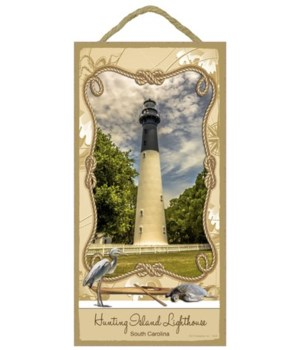 Hunting Island Lighthouse - South Caroli