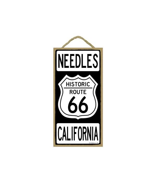 Historic ROUTE 66 Needles, California (b