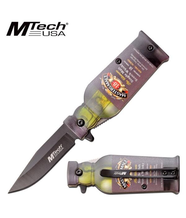 """Malt MTech USA 3.5"""" S/A knife"""