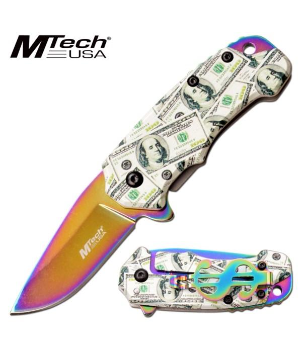 "Money RB S/A 3"" Knife"