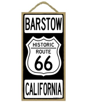 Historic ROUTE 66 Barstow, California (b