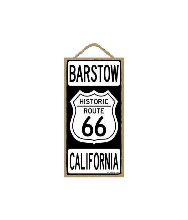 Historic ROUTE 66 Barstow, California (b