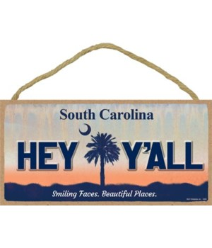 South Carolina - Smiling Faces, Beautifu