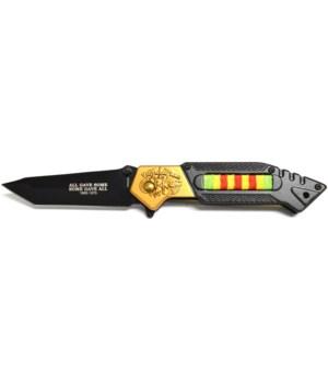 """K81 Vietnam memorial knife 4.75"""" S/A"""