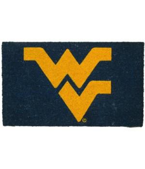 WV-U Houseware Doormat