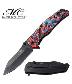 "Dragon 4.75"" S/A knife"