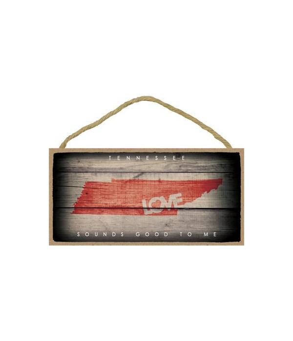 Nashville Music City, Tennessee - Love -
