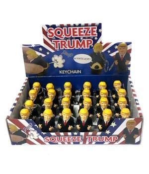 *Pooping Trump  key chain