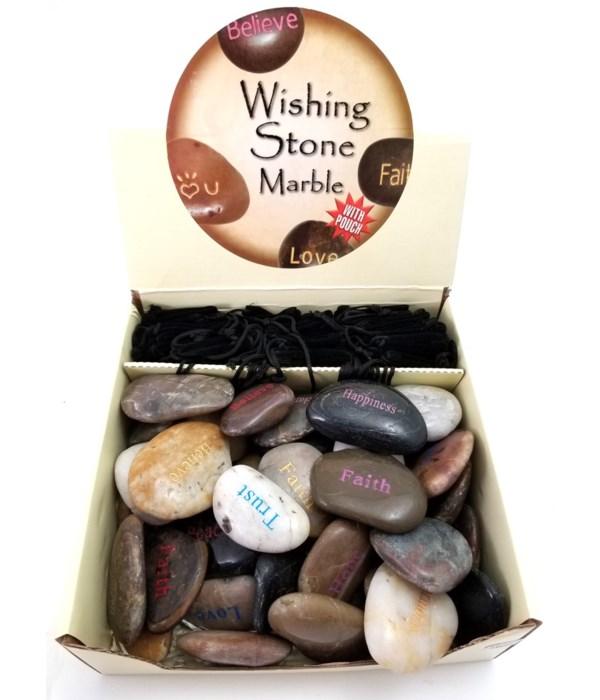 Wishing Stones/gift bag 50PC dsp