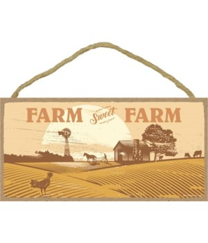 FARM Sweet FARM 5x10 sign
