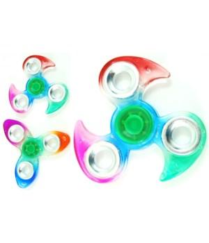 "*Fidget Spinner Rainbow ""Ninja""24 pc dsp"