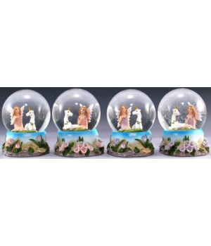 "Fairy Dome 4 pcs/set 3-3/8""T"
