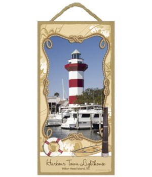 Harbour Town Lighthouse - Hilton Head Is