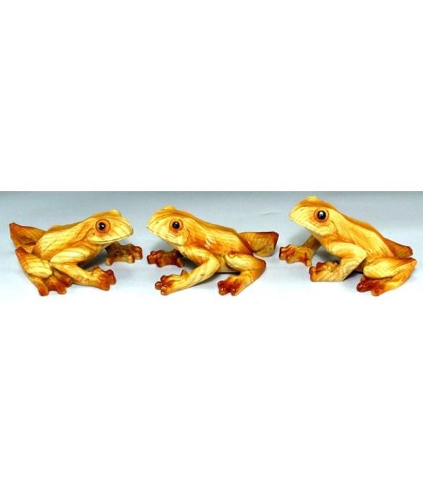 Frogs - 3 Asst / 12PC Unit
