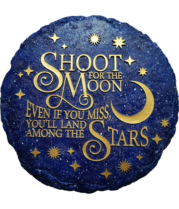 SHOOT FOR STARS STEPPING STONE