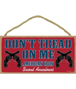 Don't Tread On Me-American Iron... 5x10