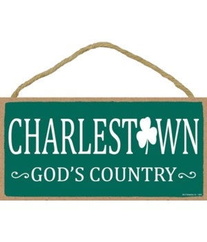 Shamrock - Charlestown - God's Country 5